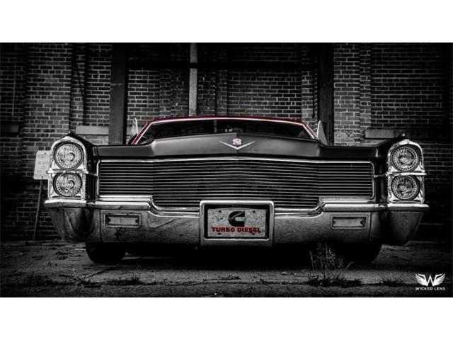 1965 Cadillac DeVille (CC-1260832) for sale in Cadillac, Michigan