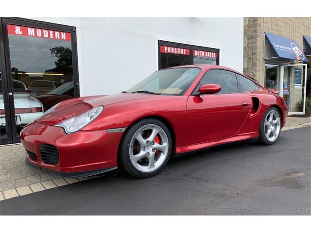 2001 Porsche 911 Turbo (CC-1268320) for sale in West Chester, Pennsylvania