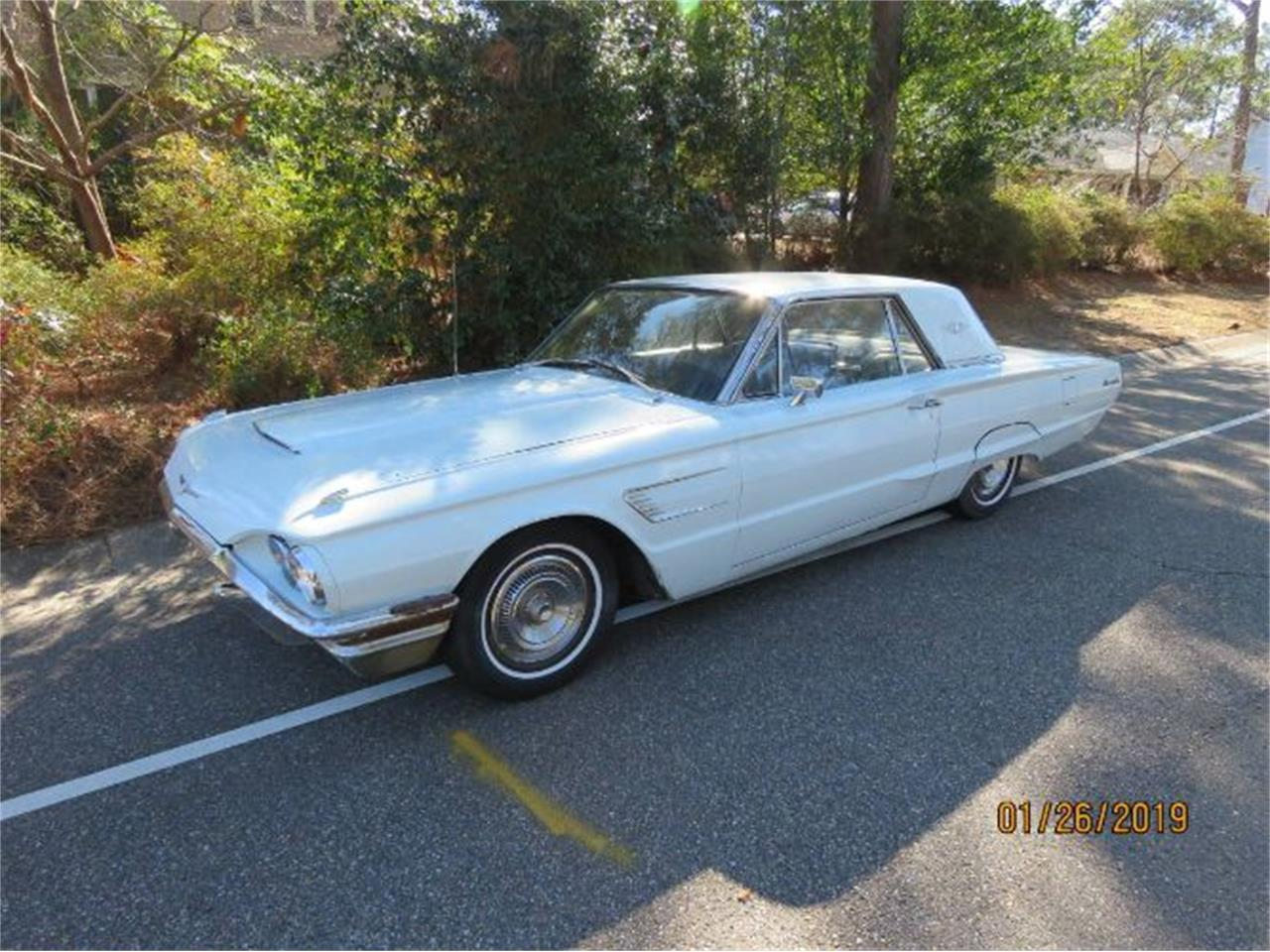 1965 Ford Thunderbird (CC-1260833) for sale in Cadillac, Michigan