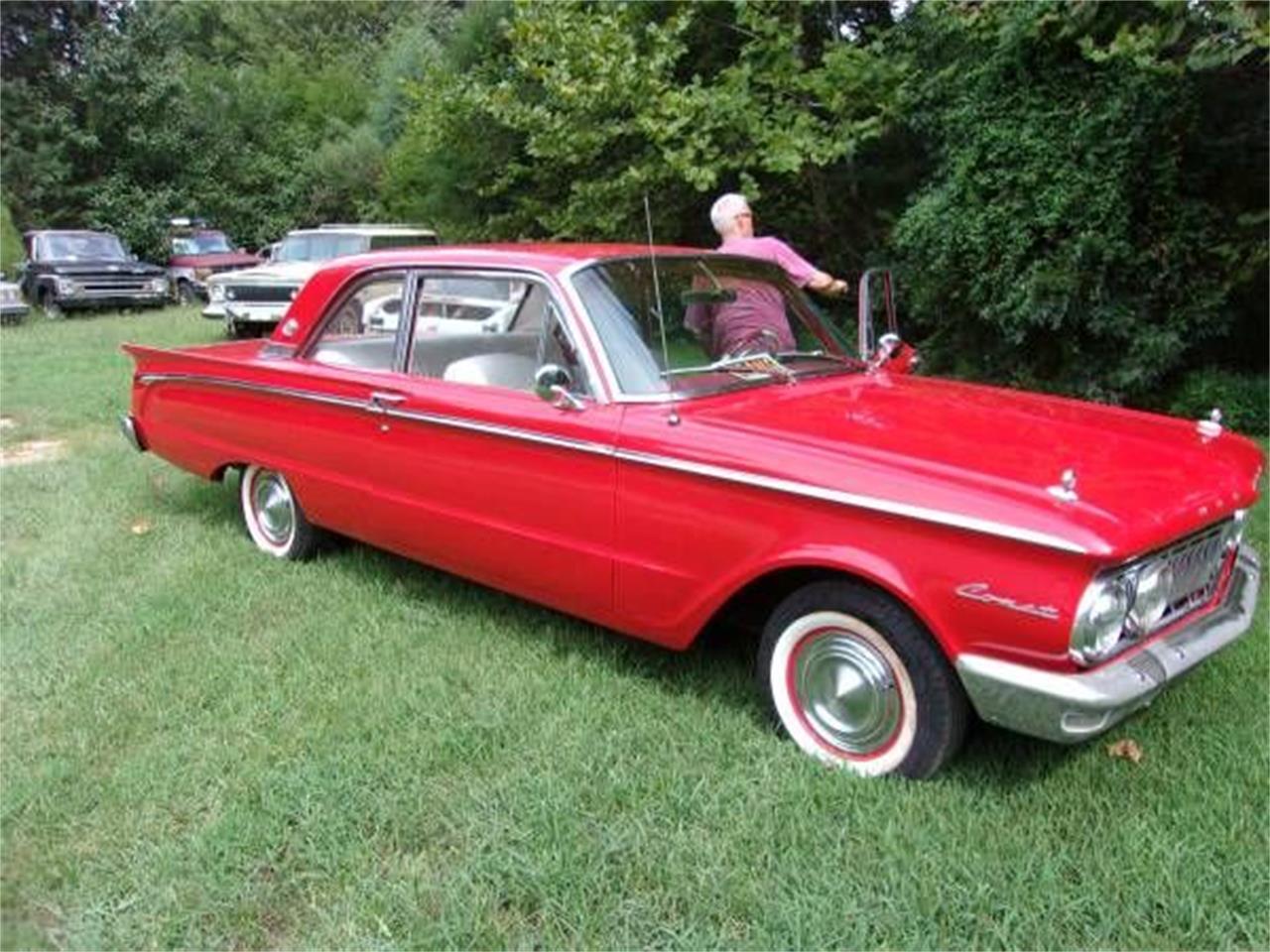 1962 Mercury Comet (CC-1260837) for sale in Cadillac, Michigan