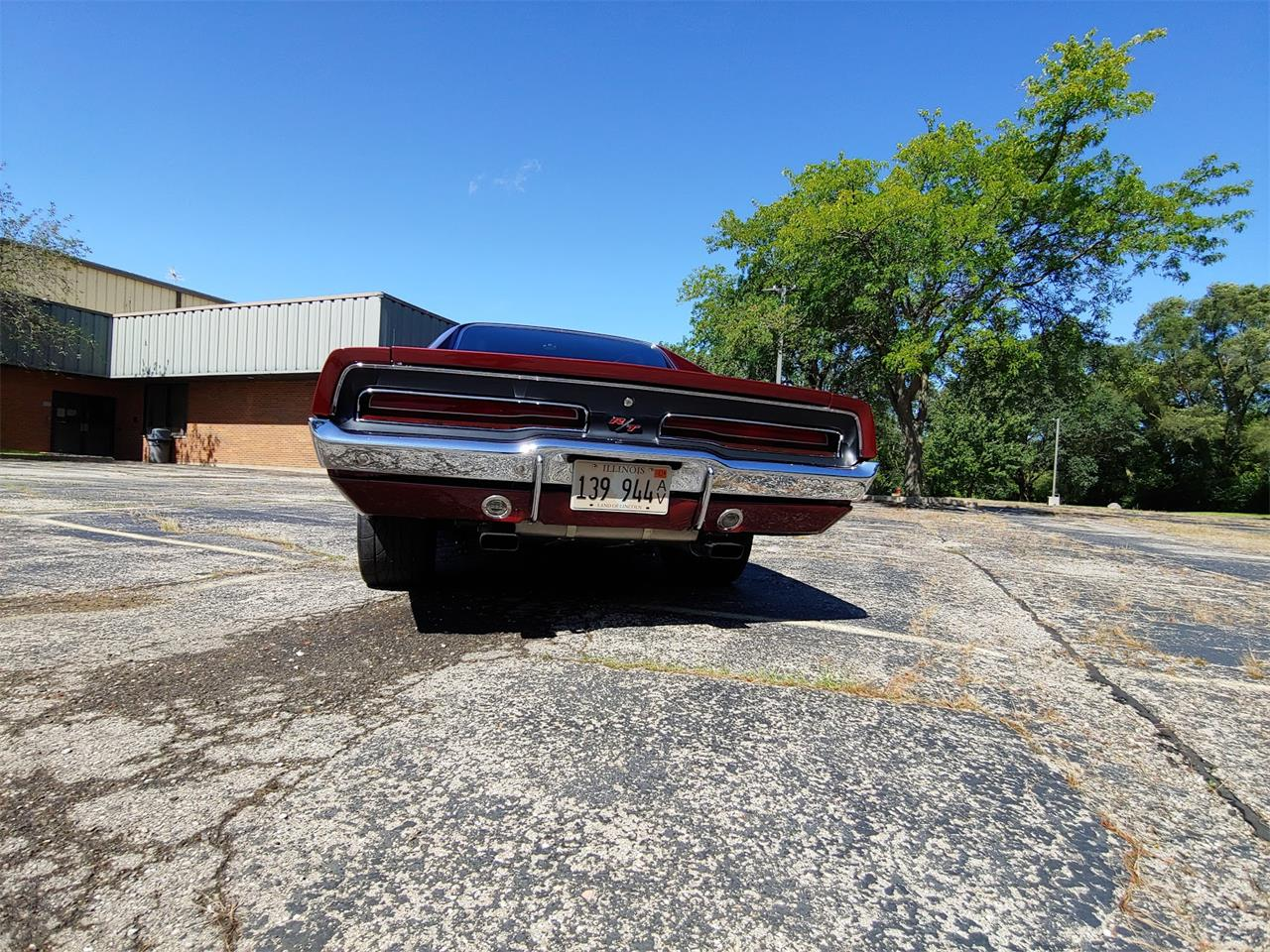 1969 Dodge Charger R/T (CC-1268392) for sale in Richmond, Illinois