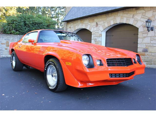 1979 Chevrolet Camaro (CC-1268401) for sale in Pittsburgh, Pennsylvania
