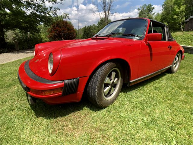 1977 Porsche 911 (CC-1268402) for sale in Bath, New York