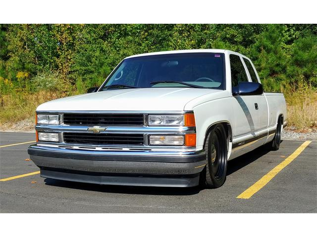 1996 Chevrolet C/K 1500 (CC-1268404) for sale in Cumming, Georgia