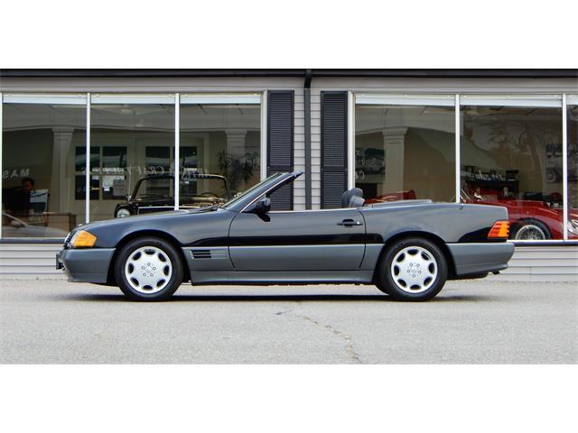 1990 Mercedes-Benz 300SL (CC-1268405) for sale in needham, Massachusetts