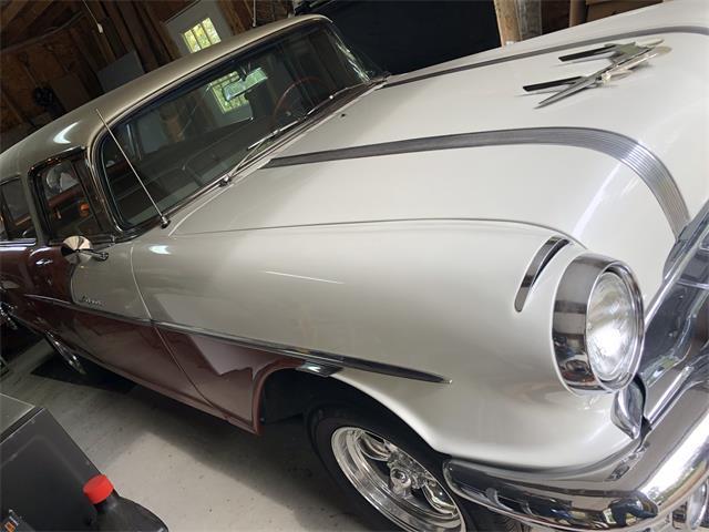 1956 Pontiac Safari (CC-1268410) for sale in Cape Elizabeth, Maine