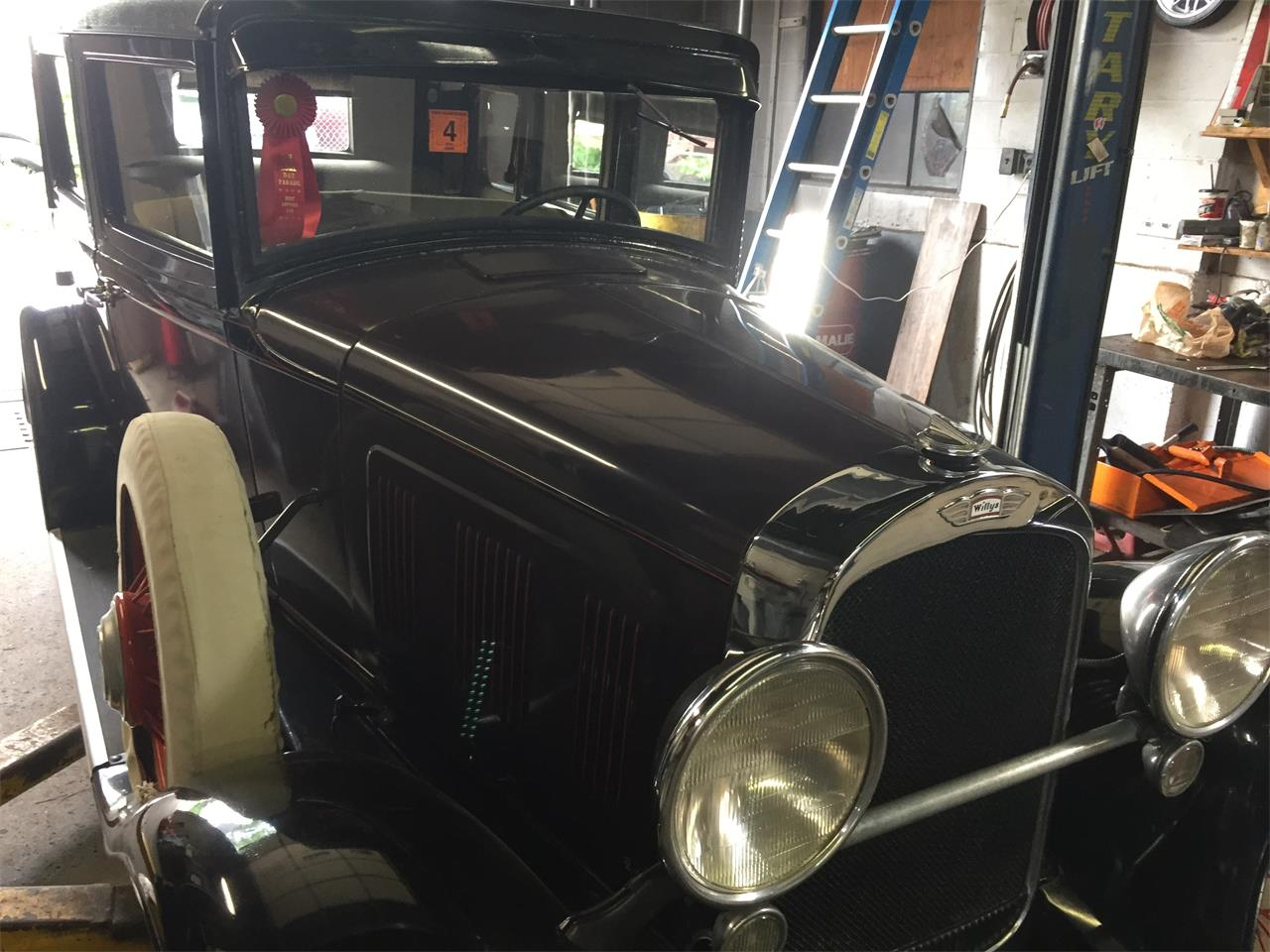 1930 Willys Sedan (CC-1268413) for sale in Manchester , New Hampshire