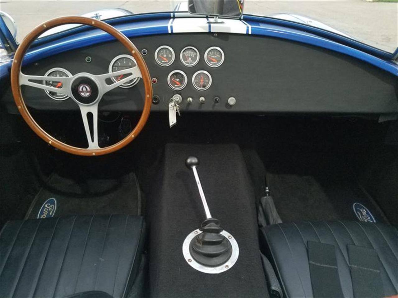 1965 Shelby Cobra Replica (CC-1268425) for sale in Houston , Texas