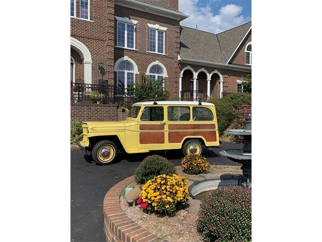 1950 Jeep Willys (CC-1268434) for sale in Haymarket, Virginia