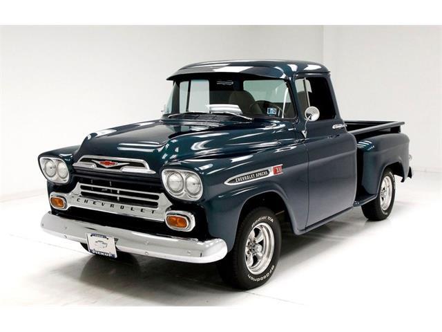 1959 Chevrolet Apache (CC-1268446) for sale in Morgantown, Pennsylvania