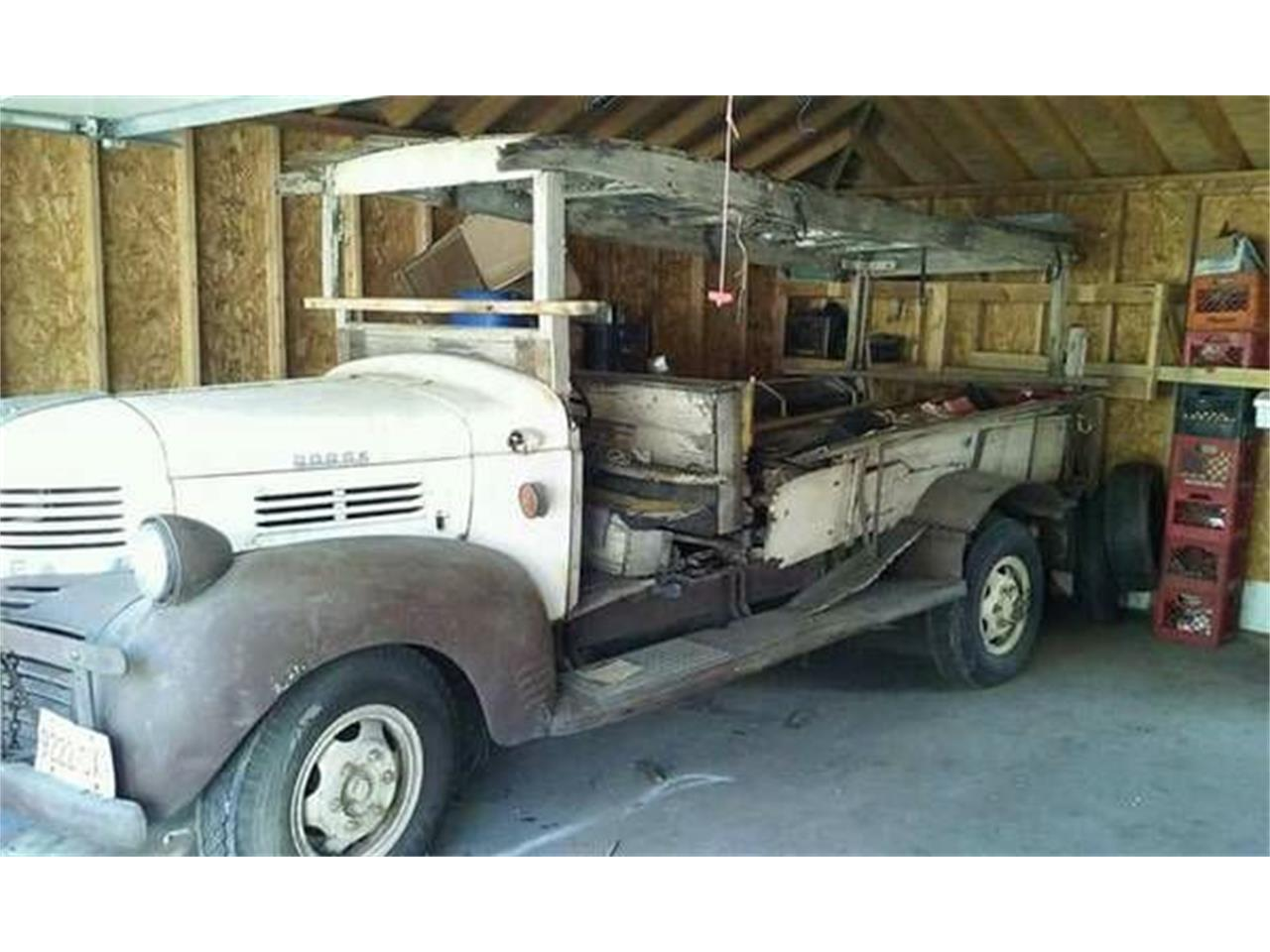 1946 Dodge Brothers Truck (CC-1268457) for sale in Cadillac, Michigan