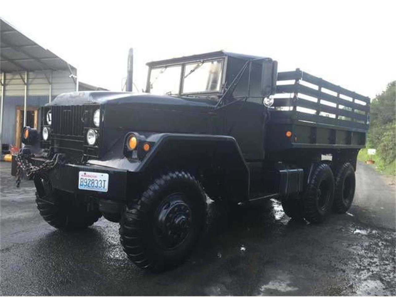 1969 Kaiser Military Vehicle (CC-1268460) for sale in Cadillac, Michigan