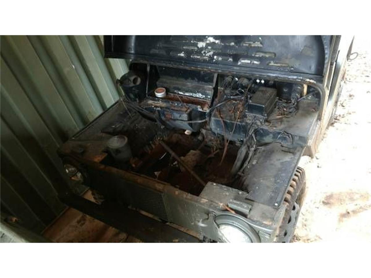 1960 Jeep Military (CC-1268463) for sale in Cadillac, Michigan