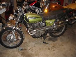 1974 Honda CL360 (CC-1268466) for sale in Cadillac, Michigan
