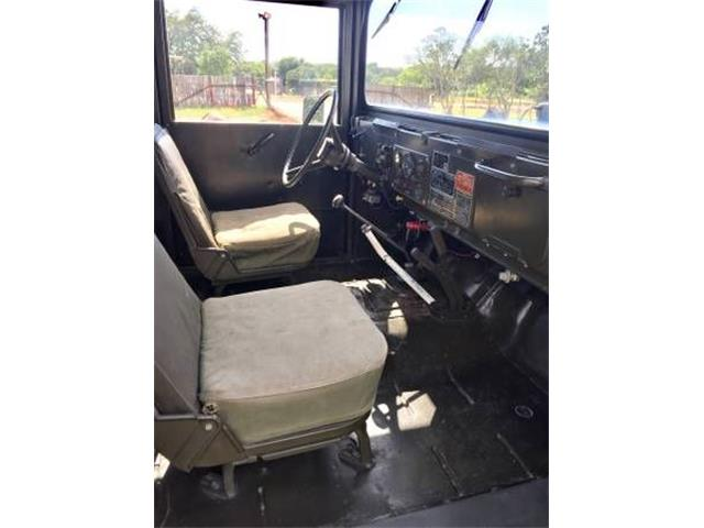 1967 Jeep Military (CC-1268473) for sale in Cadillac, Michigan