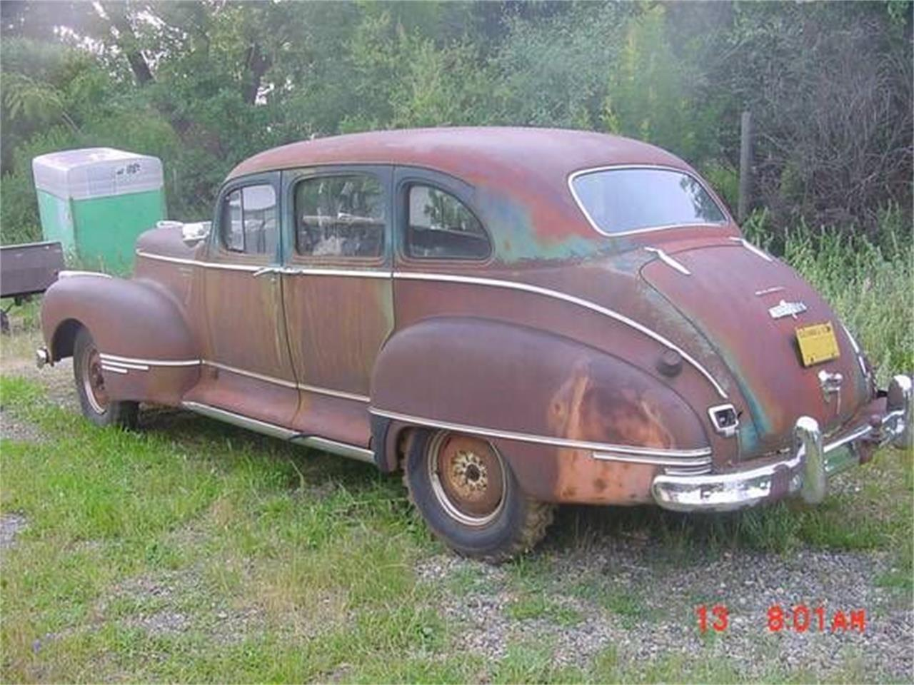 1946 Hudson Custom (CC-1268474) for sale in Cadillac, Michigan