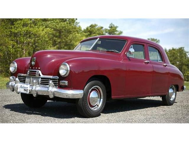 1947 Kaiser Frazer (CC-1268477) for sale in Cadillac, Michigan