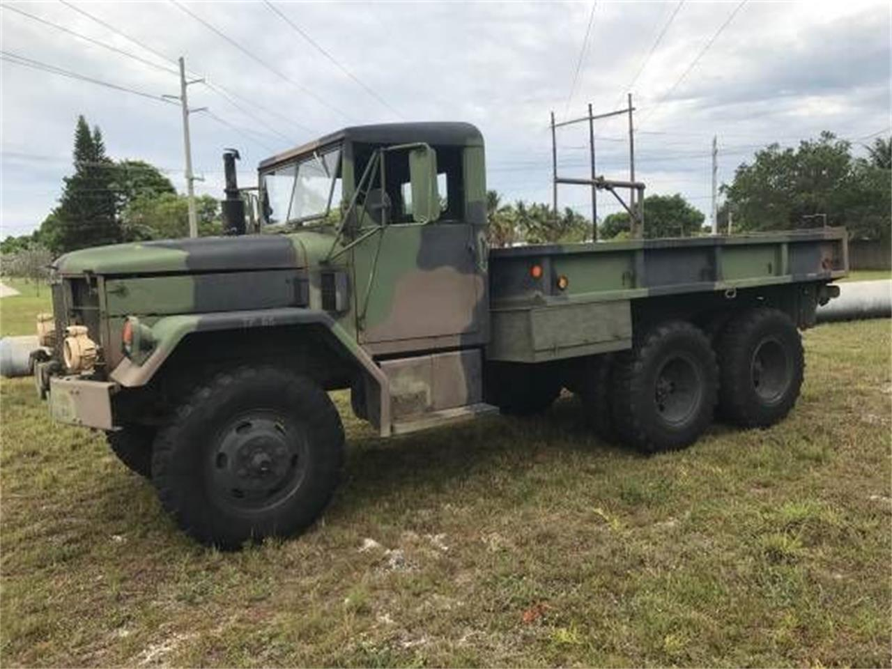 1953 Kaiser Military Vehicle (CC-1268478) for sale in Cadillac, Michigan