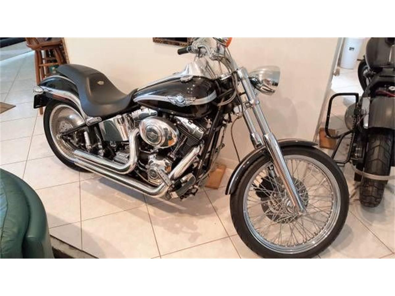 2003 Harley-Davidson Motorcycle (CC-1268479) for sale in Cadillac, Michigan