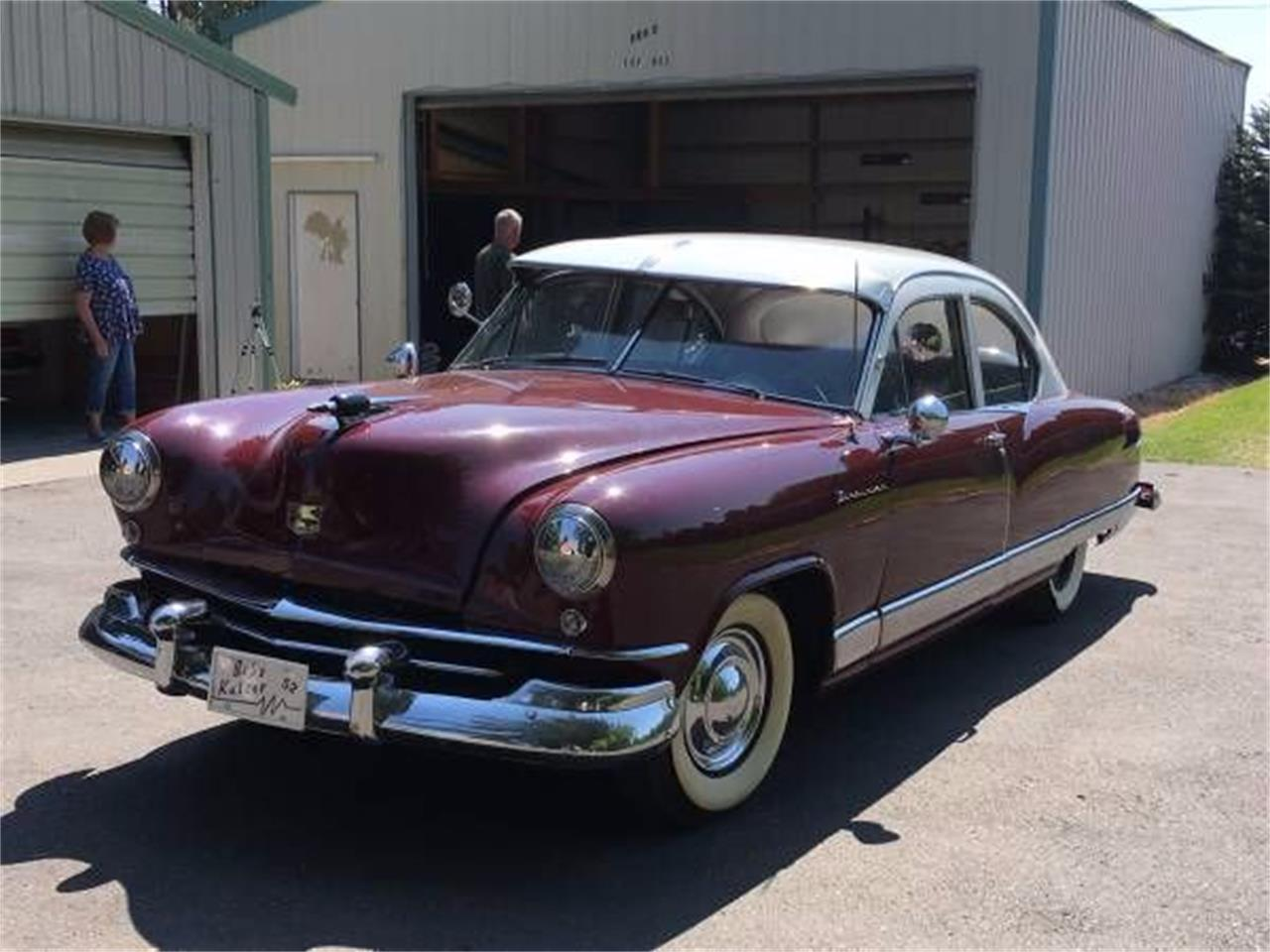 1952 Kaiser Virginian (CC-1268483) for sale in Cadillac, Michigan