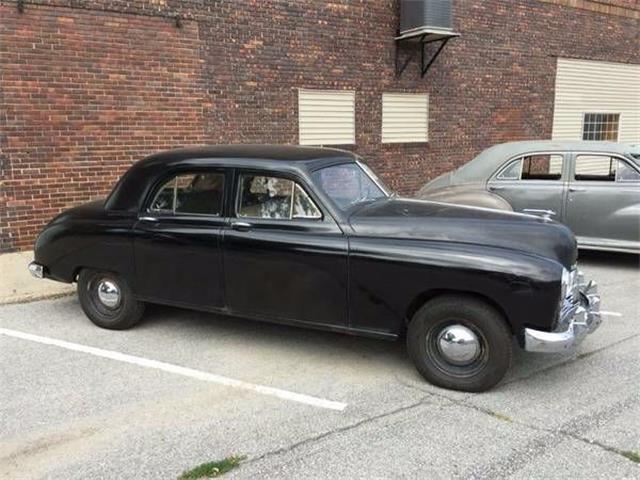 1948 Kaiser Sedan