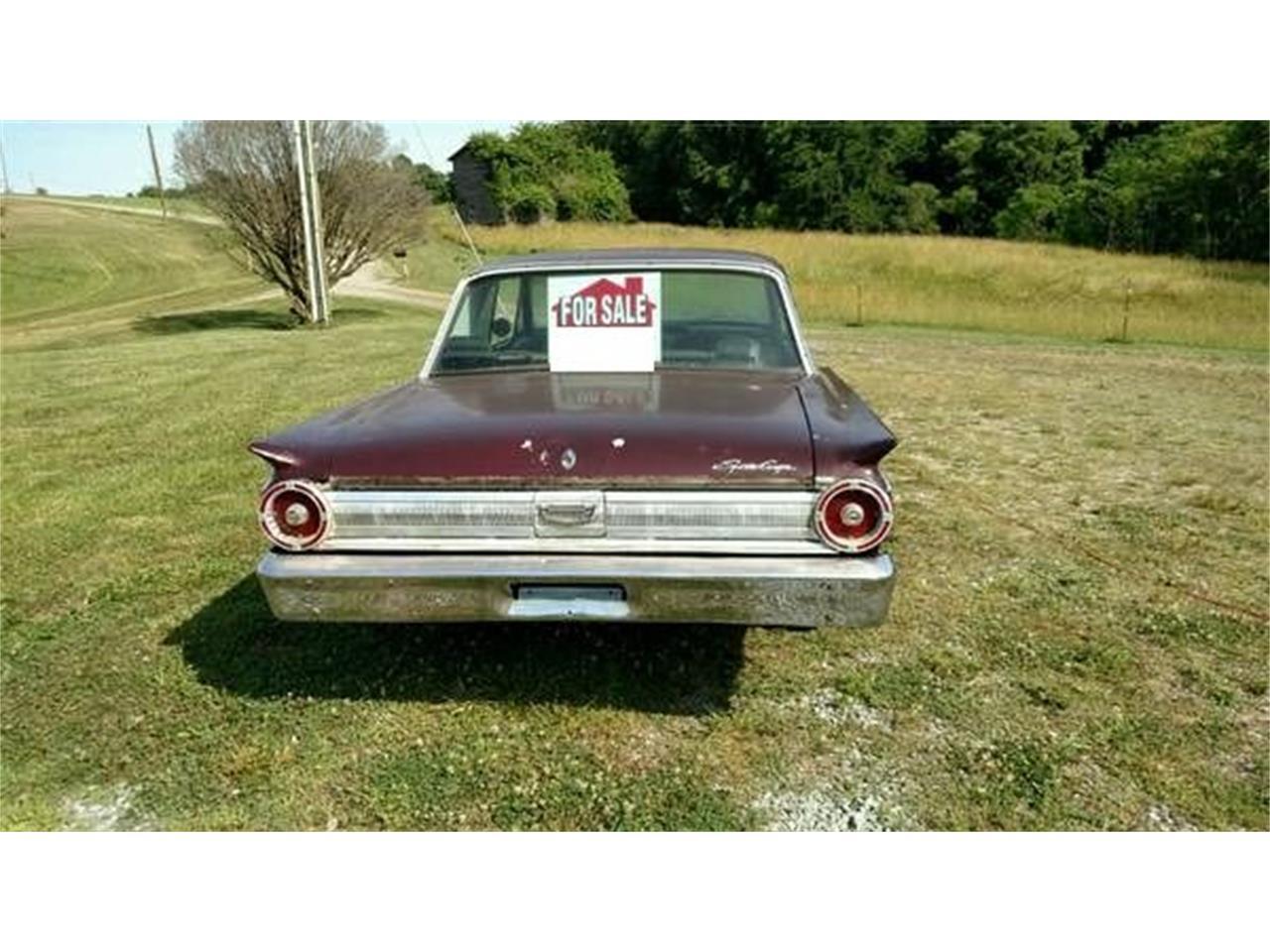 1963 Ford Fairlane 500 (CC-1268488) for sale in Cadillac, Michigan