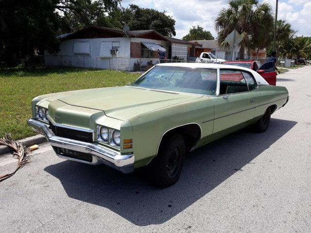 1972 Chevrolet Caprice (CC-1268494) for sale in Long Island, New York