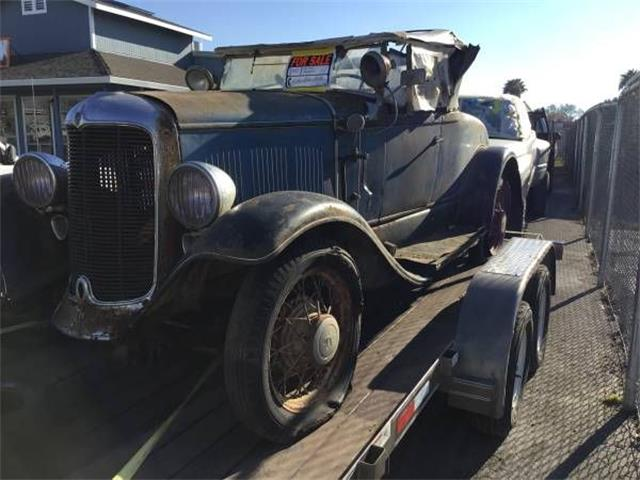 1932 DeSoto Custom (CC-1268501) for sale in Cadillac, Michigan