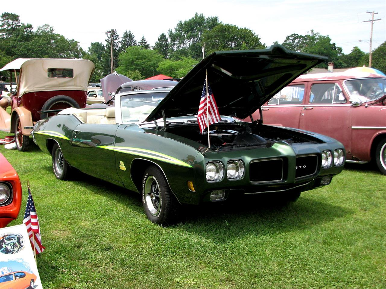 1970 Pontiac GTO (CC-1268502) for sale in Stratford, New Jersey