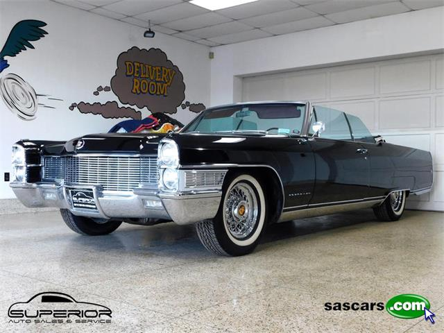 1965 Cadillac Eldorado (CC-1268518) for sale in Hamburg, New York