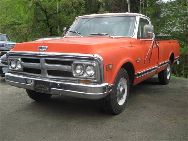 1970 GMC C/K 20 (CC-1268519) for sale in Cadillac, Michigan