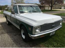1971 Chevrolet C20 (CC-1260853) for sale in Cadillac, Michigan