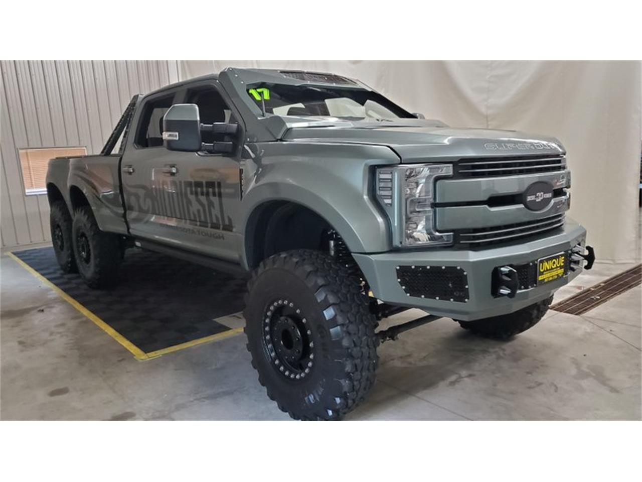 2017 Ford F550 (CC-1268531) for sale in Mankato, Minnesota