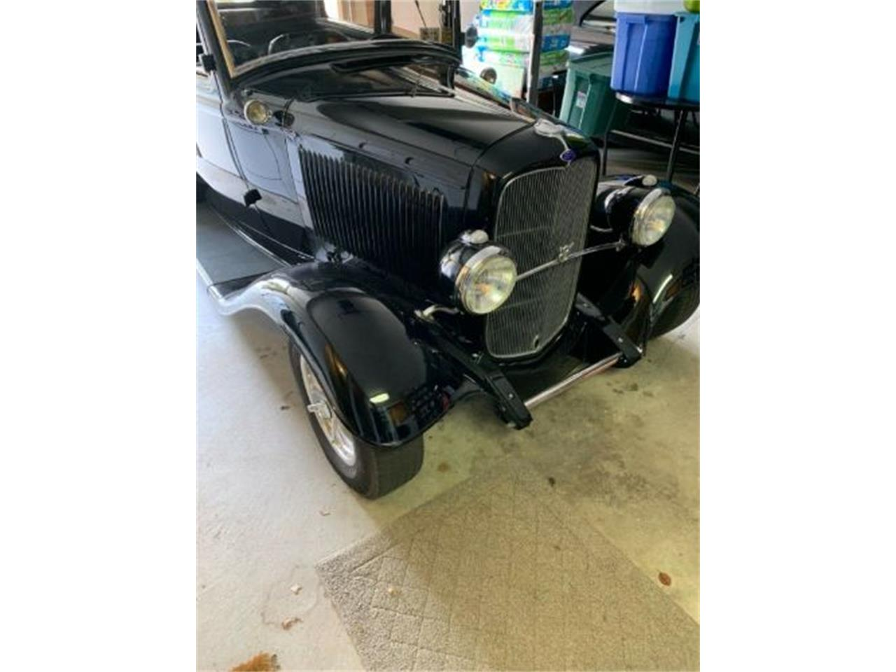 1932 Ford Tudor (CC-1260856) for sale in Cadillac, Michigan