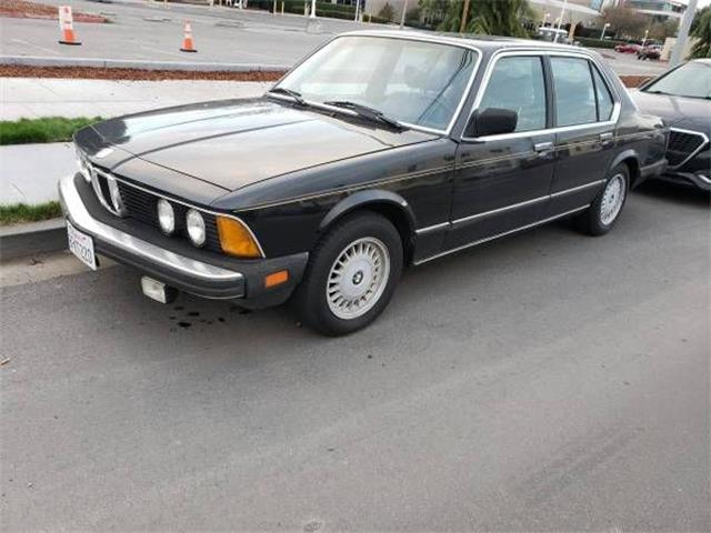 1987 BMW 7 Series (CC-1268560) for sale in Cadillac, Michigan