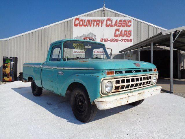 1965 Ford F100 (CC-1268572) for sale in Staunton, Illinois