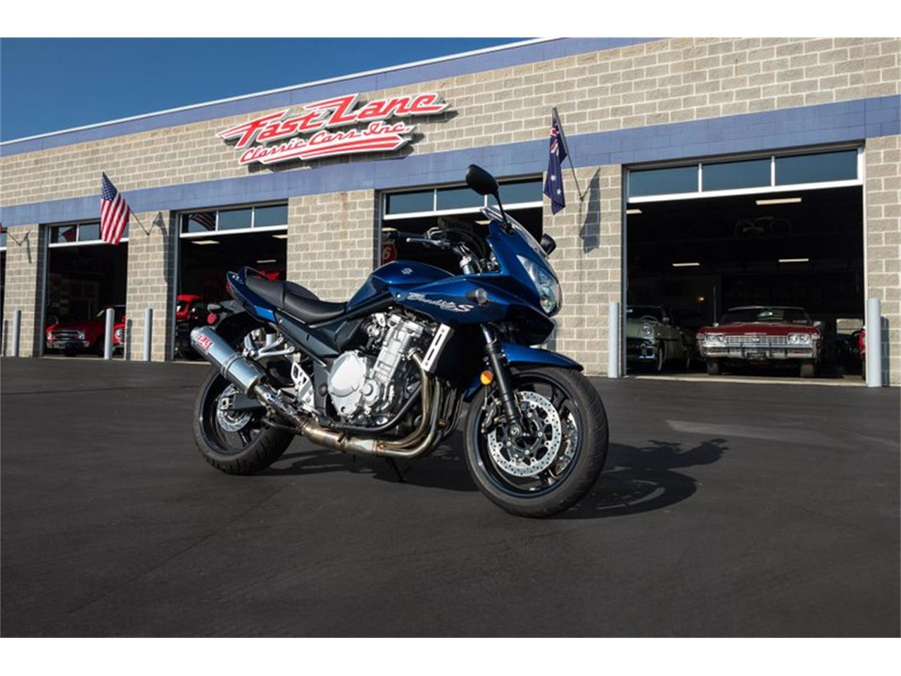 2009 Suzuki Bandit (CC-1268604) for sale in St. Charles, Missouri