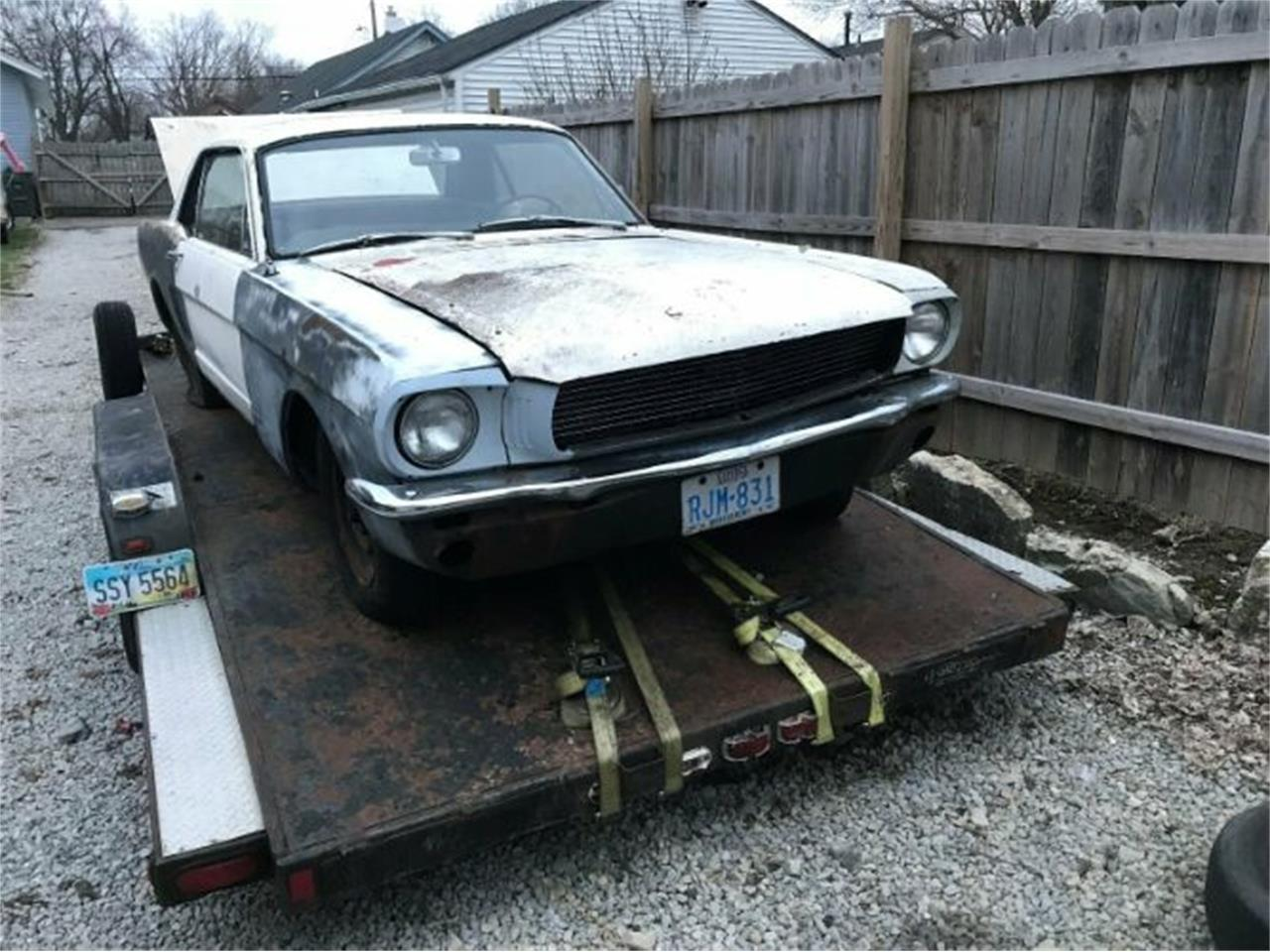 1966 Ford Mustang (CC-1260862) for sale in Cadillac, Michigan
