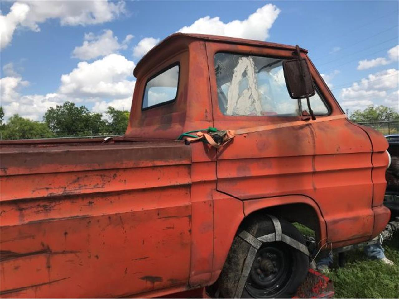 1961 Chevrolet Pickup (CC-1268626) for sale in Cadillac, Michigan