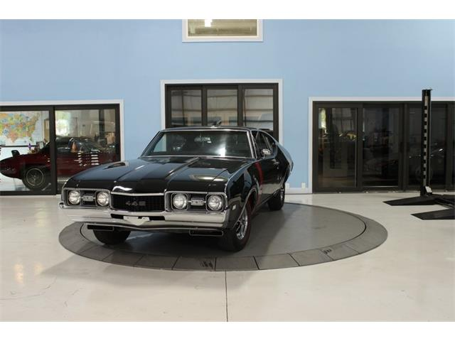1968 Oldsmobile 442 W-30