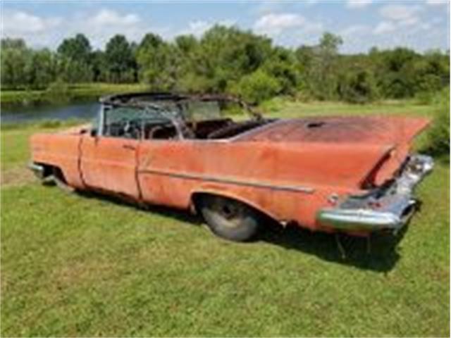 1957 Lincoln Premiere (CC-1260864) for sale in Cadillac, Michigan