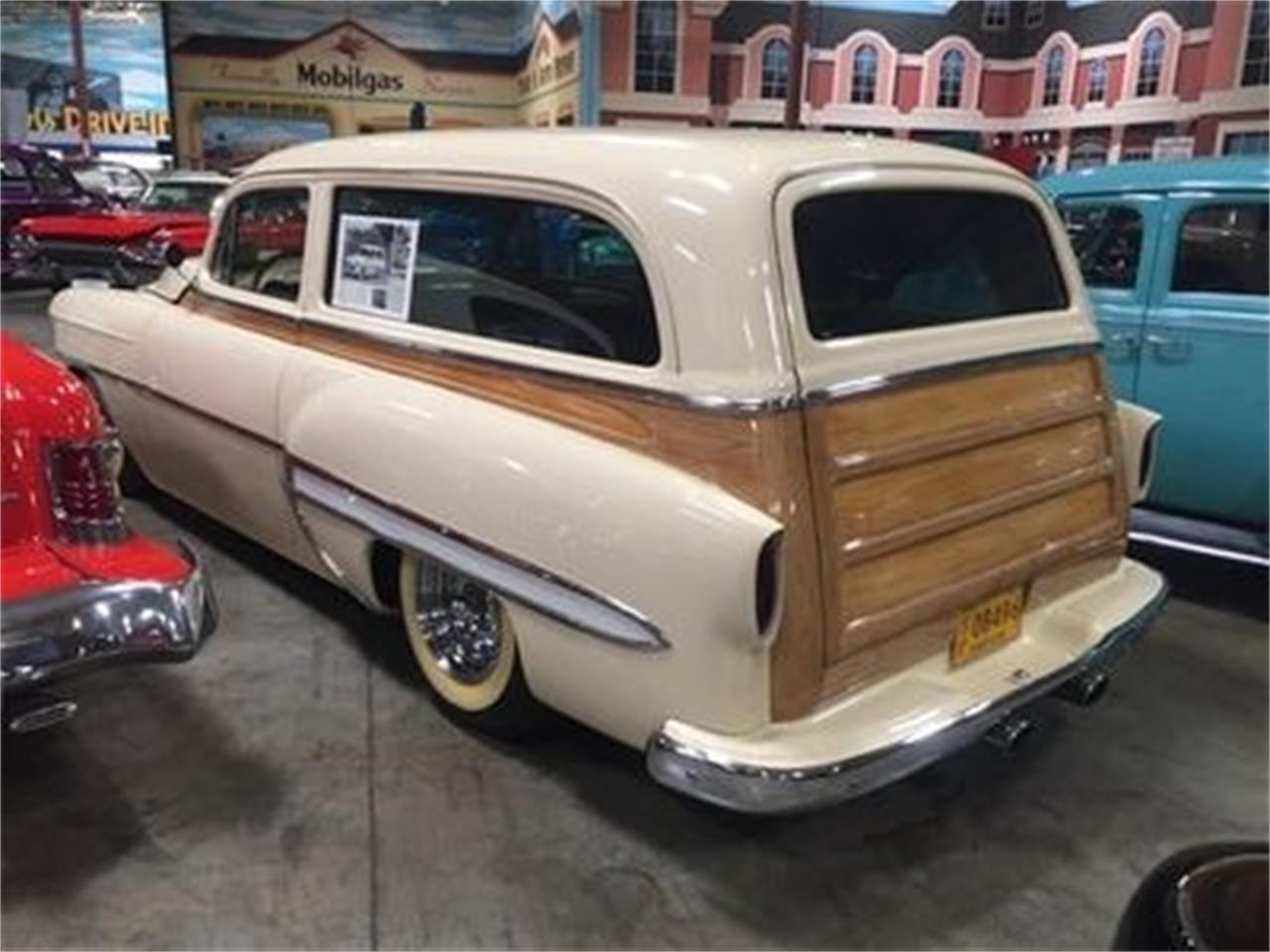1954 Chevrolet Station Wagon (CC-1260865) for sale in Cadillac, Michigan