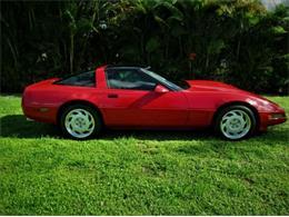 1992 Chevrolet Corvette (CC-1260867) for sale in Cadillac, Michigan