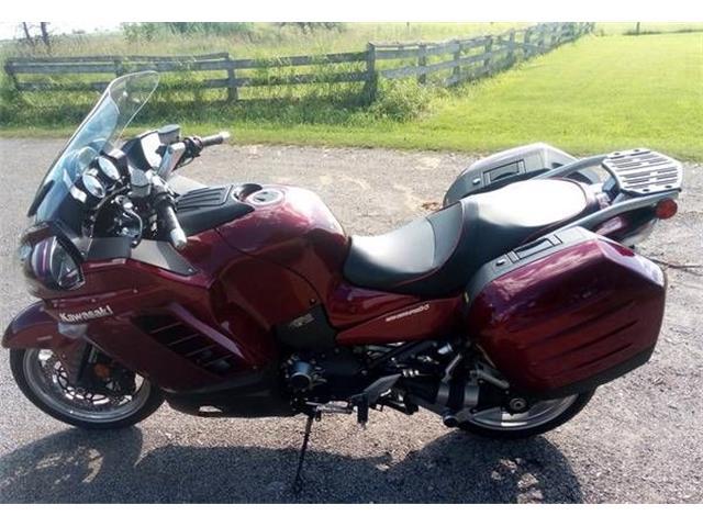 2009 Kawasaki Concours (CC-1268685) for sale in Cadillac, Michigan