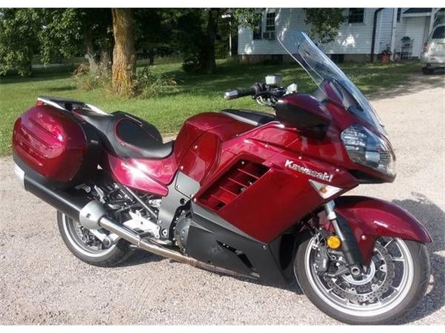 2009 Kawasaki Concours (CC-1268685) for sale in Cadillac, Michigan