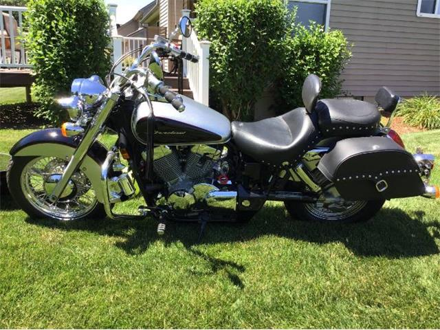 2008 Honda Shadow (CC-1268688) for sale in Cadillac, Michigan
