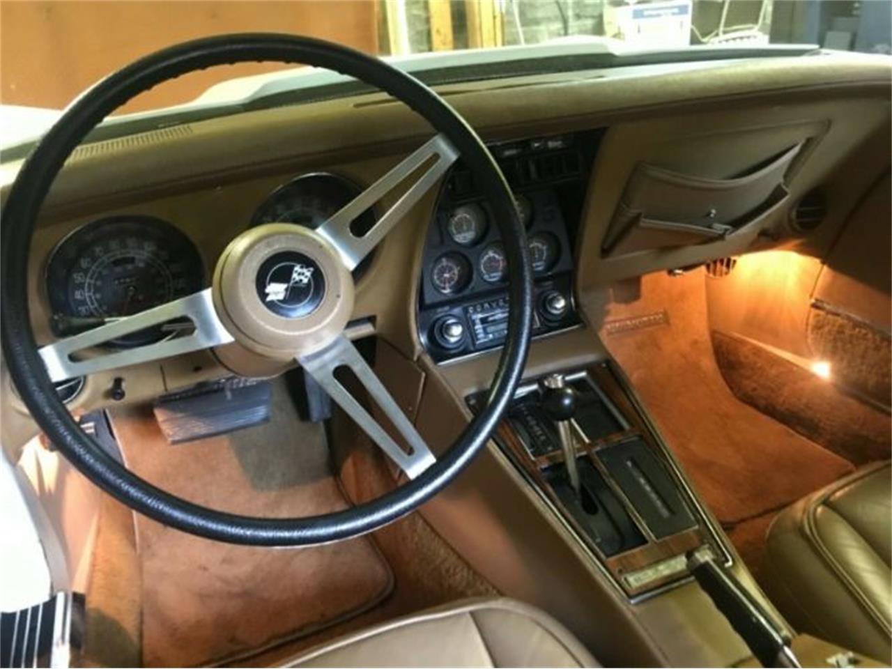1975 Chevrolet Corvette (CC-1260869) for sale in Cadillac, Michigan