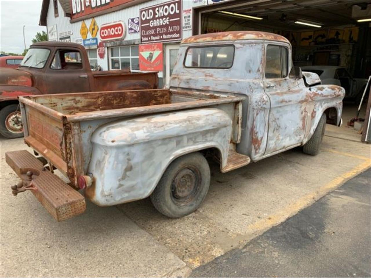 1958 Chevrolet Pickup (CC-1260871) for sale in Cadillac, Michigan