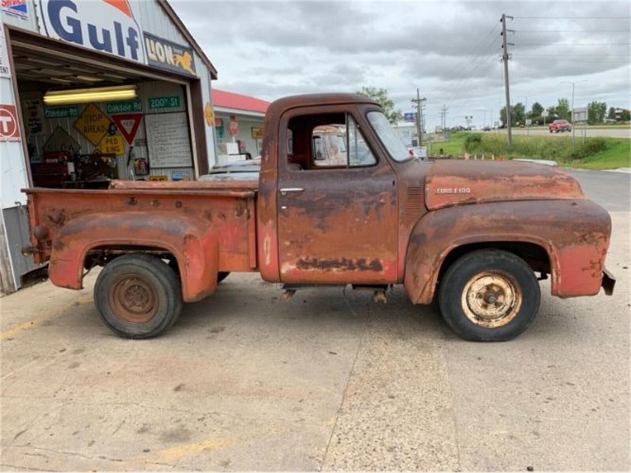 1954 Ford Pickup (CC-1260872) for sale in Cadillac, Michigan