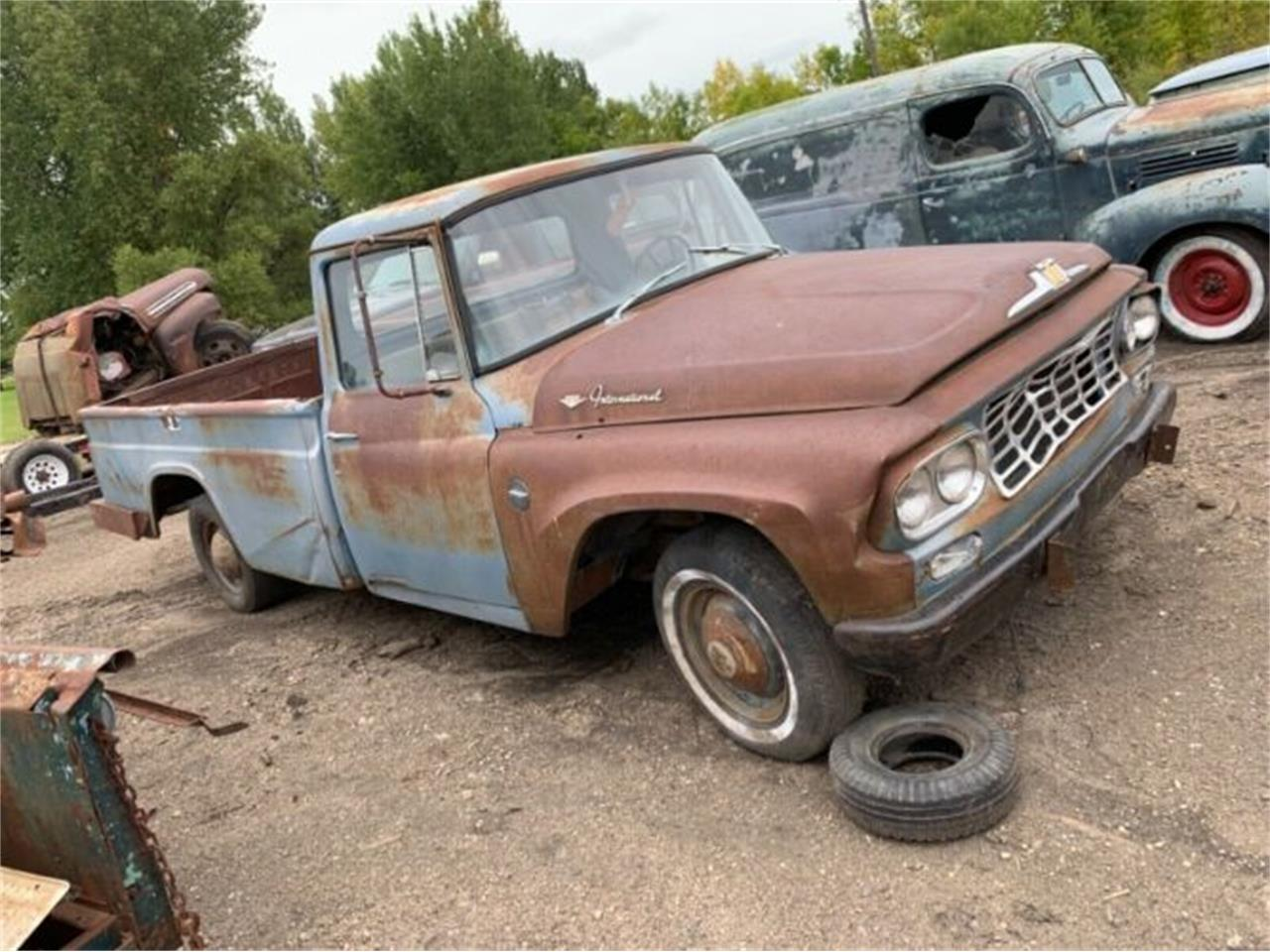 1963 International Pickup (CC-1260873) for sale in Cadillac, Michigan